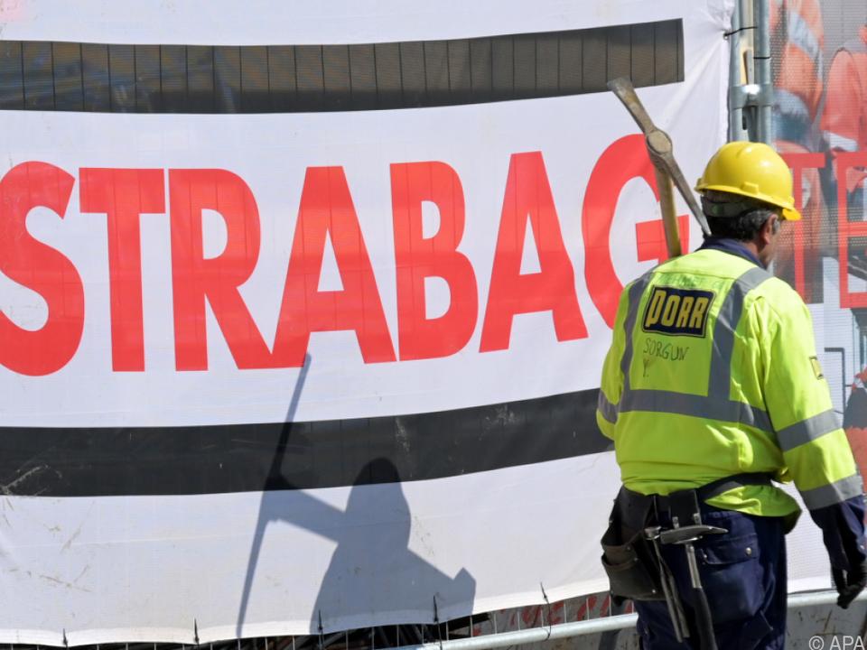 Strabag mit Konzerngewinn von 371,7 Millionen Euro