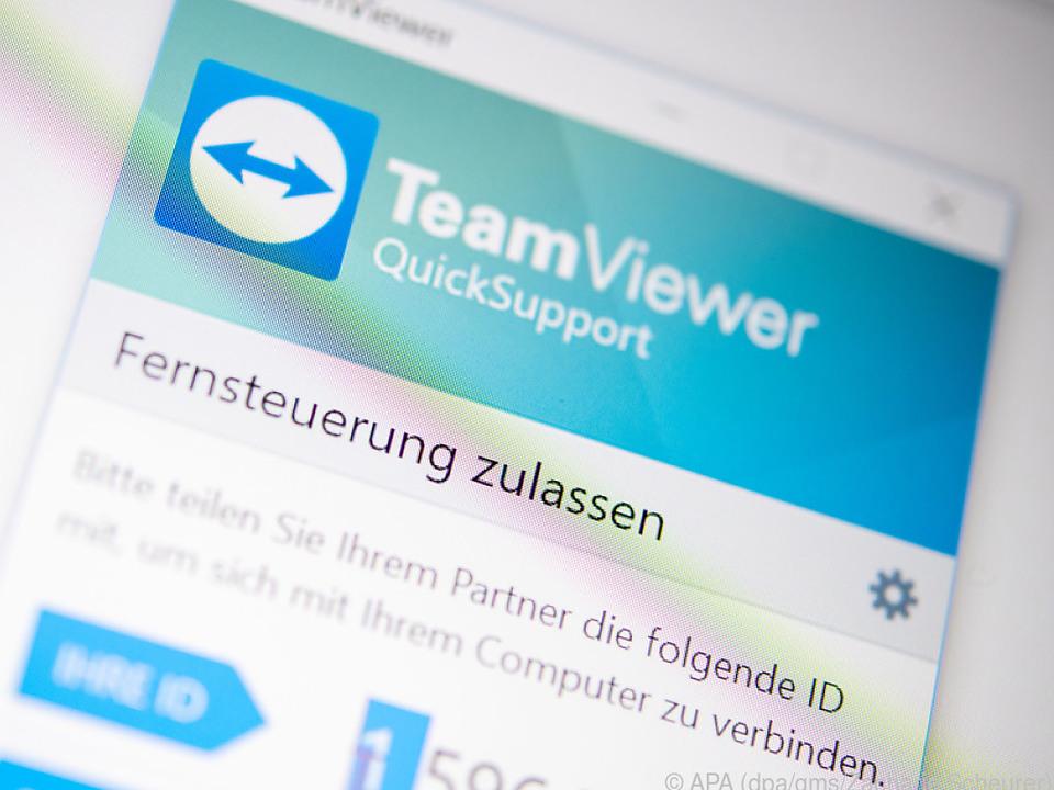TeamViewer ist eine stabile und für Privatnutzer kostenlose Fernwartungs-Lösung