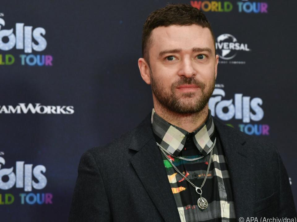 Timberlake produzierte Soundtrack von \