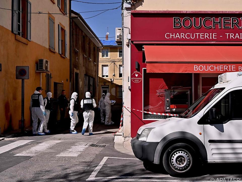 Tödliche Attacke ereignete sich in Romans-sur-Isere