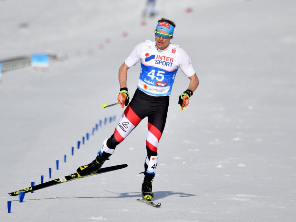 Tritscher schaffte es im Weltcup mehrfach in die Top Ten