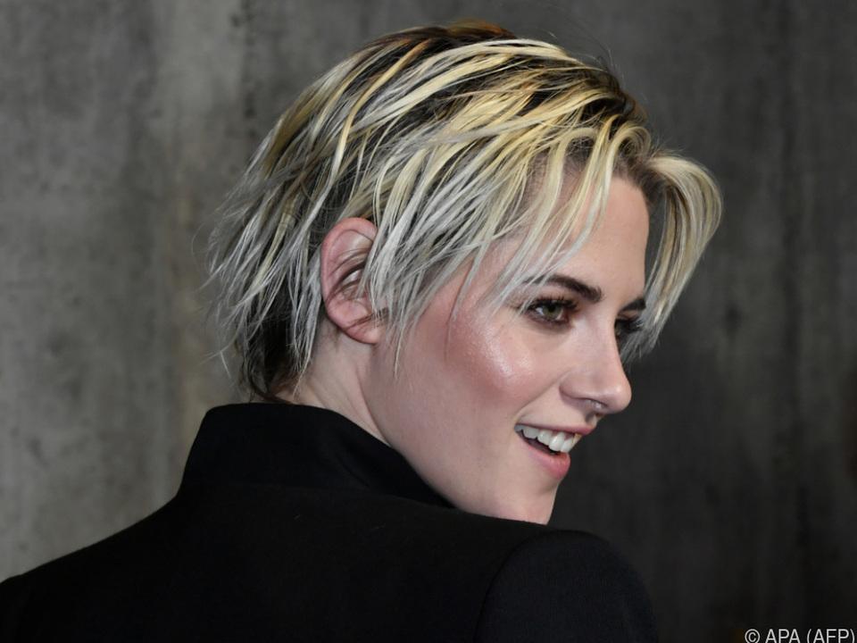 Twilight-Star Kirsten Stewart altert gern