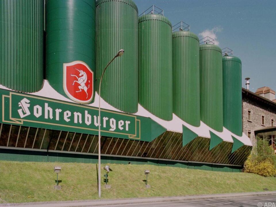 Übernahme der Brauerei Fohrenburger durch Brau Union sorgt für Ärger