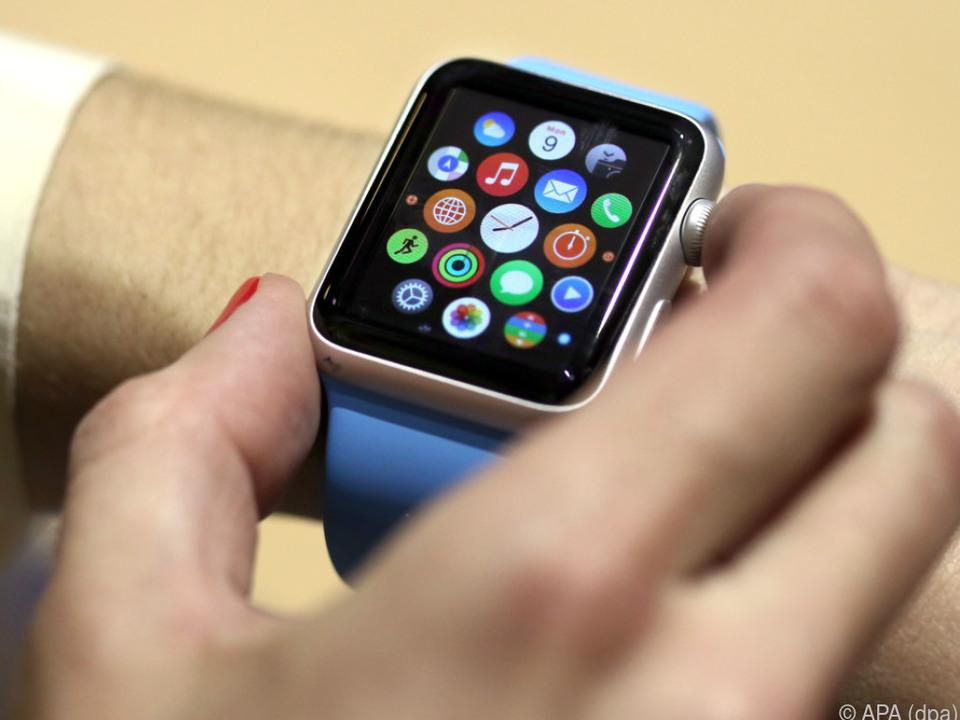 Vor fünf Jahren startete der Verkauf der Apple Watch