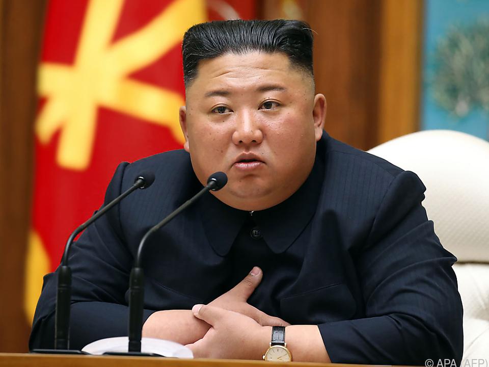 Weiter Rätselraten um Kim Jong-un