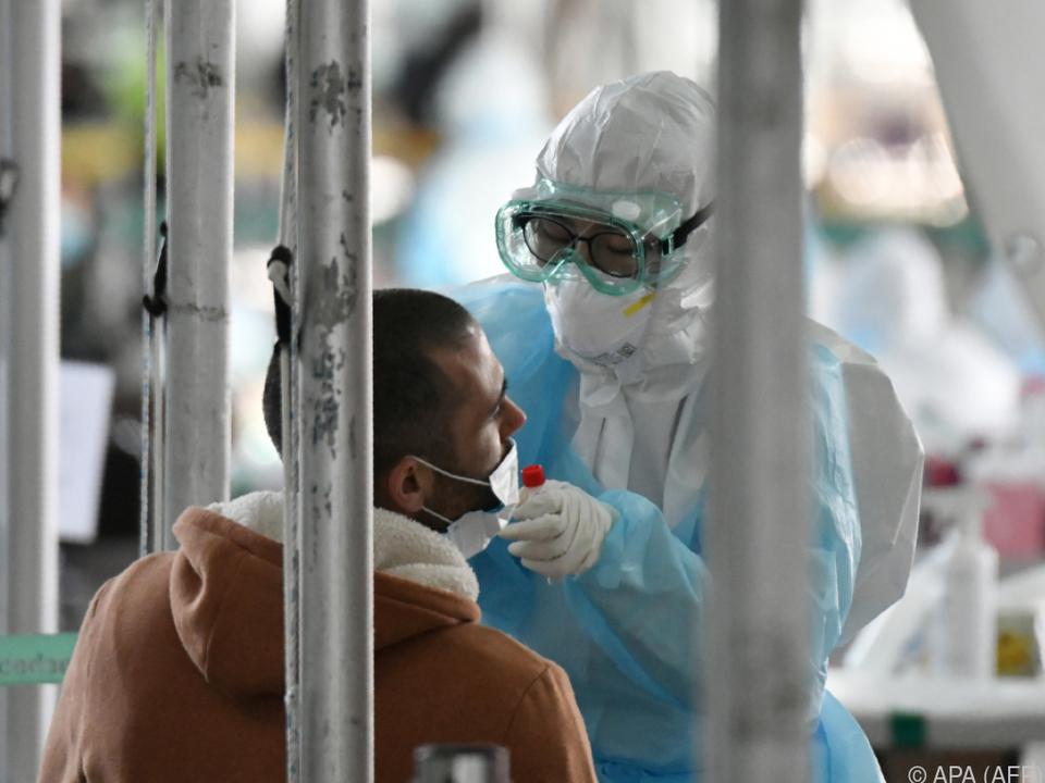 Corona-Krise - WHO untersucht Rückfälle von Covid-19-Patienten