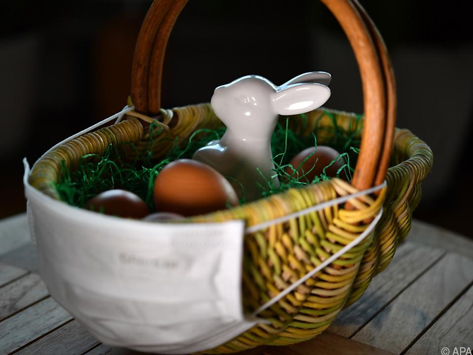 Wieder werden zahlreiche Eier im Osternest landen