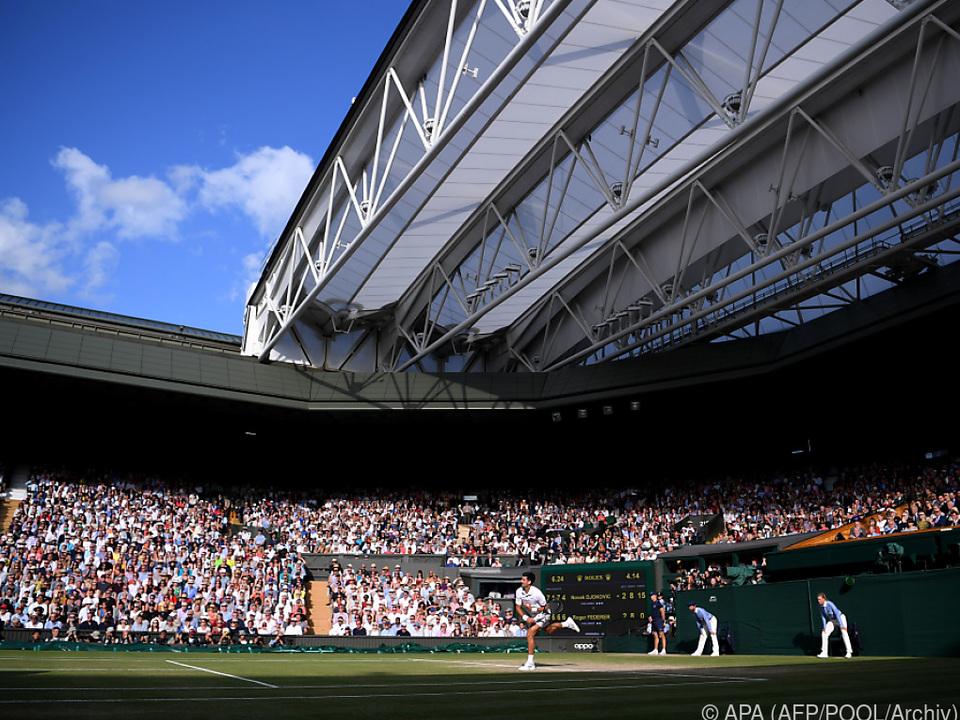 Wimbledon wird erst 2021 wieder stattfinden