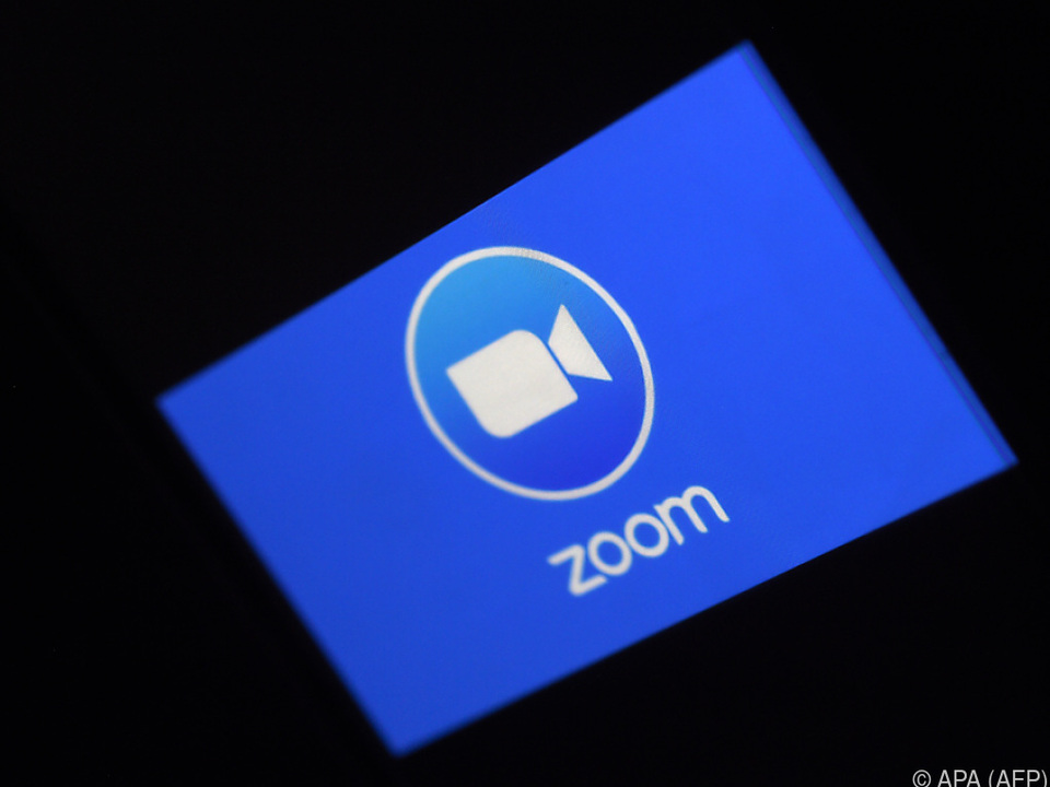 Zoom wird häufig für Videokonferenzen genutzt
