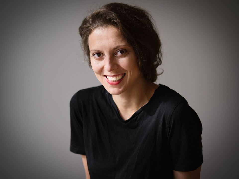 Paul FloraPreis Sarah Decristoforo