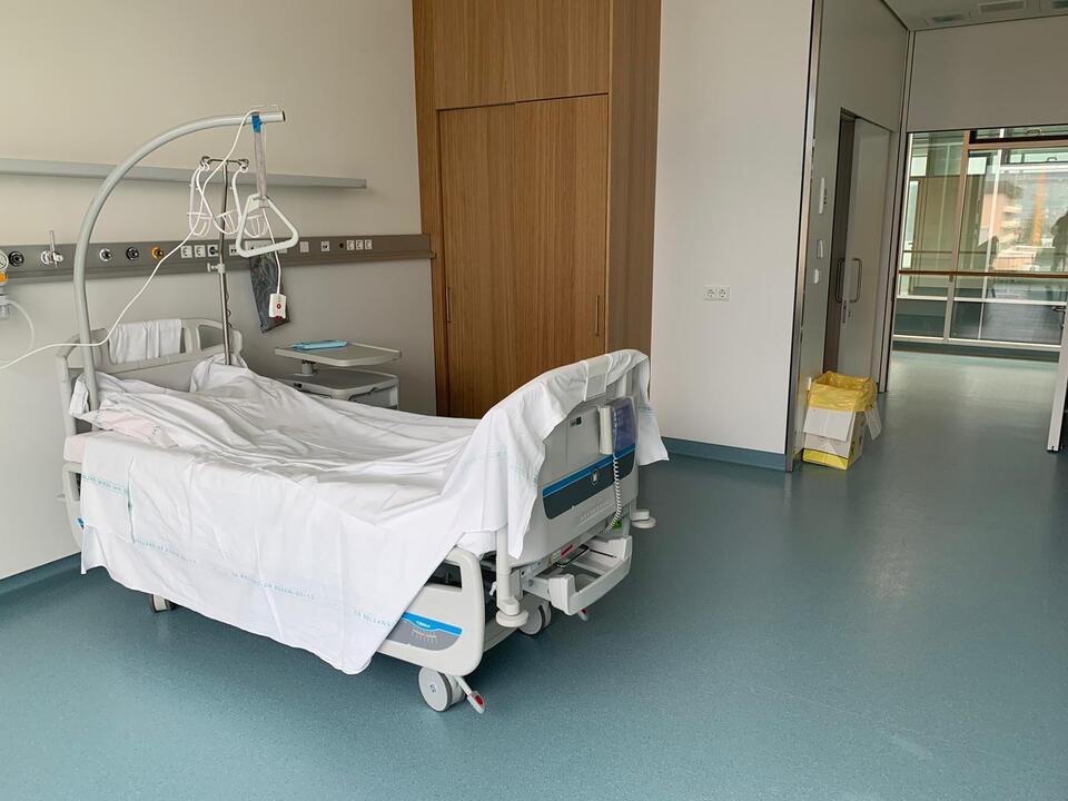 Krankenhaus Bozen neuer Trakt