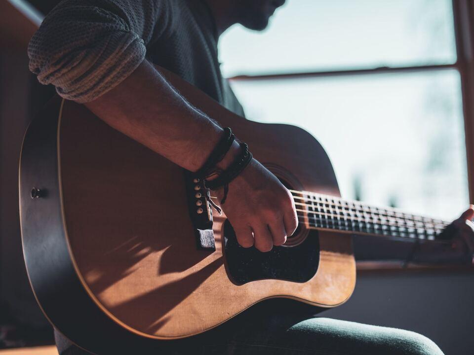 gitarre musik sym kultur
