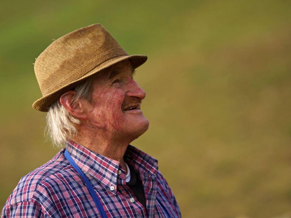 Bauer Landwirt