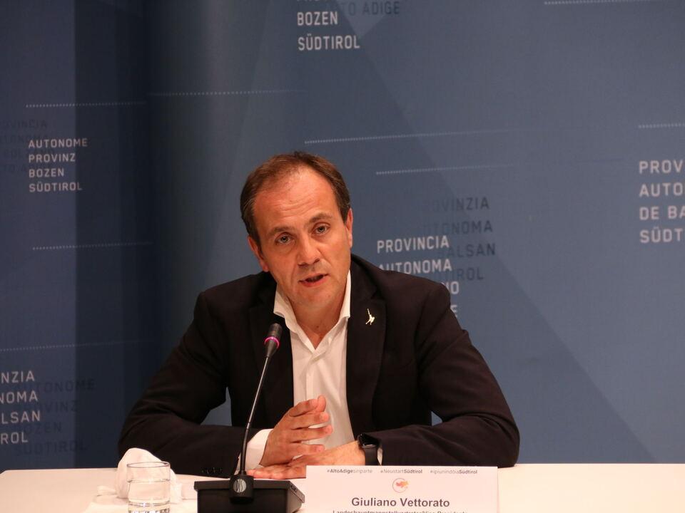 Giuliano Vettorato