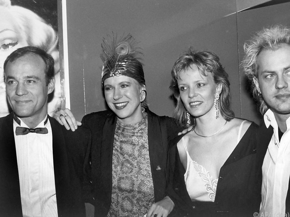 1985 gelang Dörrie (2.v.l.) mit der Komödie \