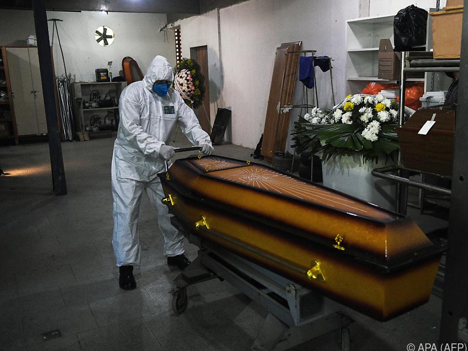 27.878 Tote in Brasilien