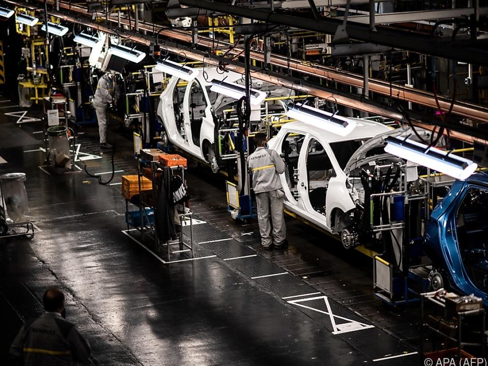 400.000 Menschen arbeiten in Frankreich in der Automobilbranche