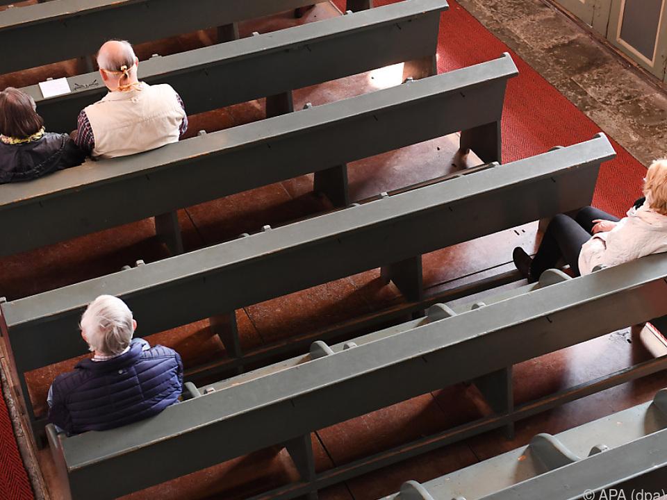 Ab Freitag wieder Gottesdienste in der Kirche möglich