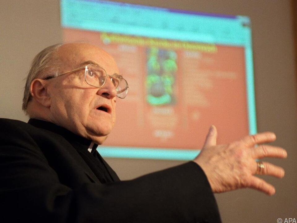 Altbischof Weber wurde 93 Jahre alt
