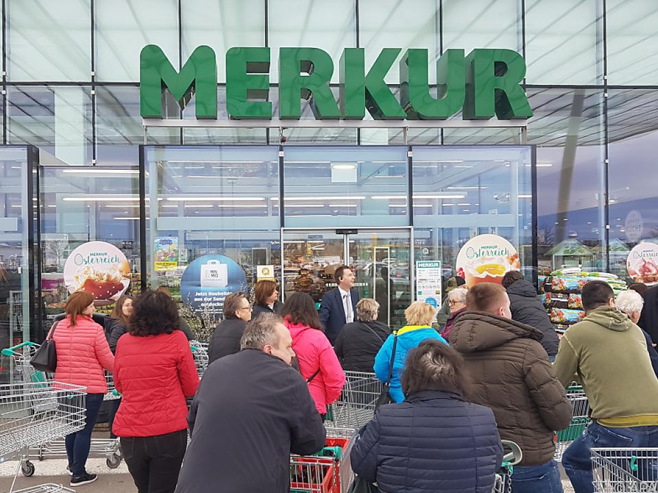 Am 13. März brach für Supermärkte der Corona-Wahnsinn aus