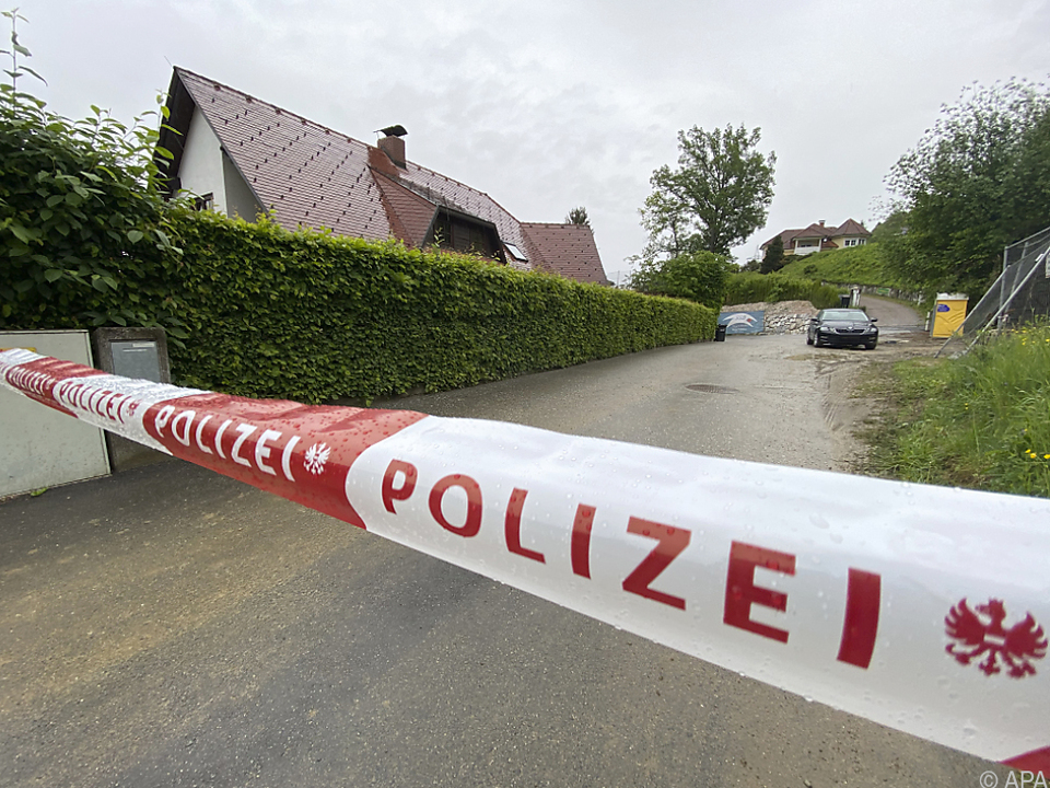 Am Dienstag erschoss ein Pensionist sich und seine Ehefrau