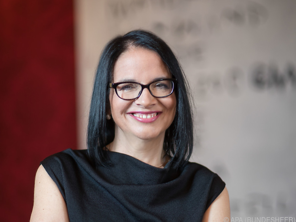 Andrea Mayer wird Kulturstaatssekretärin