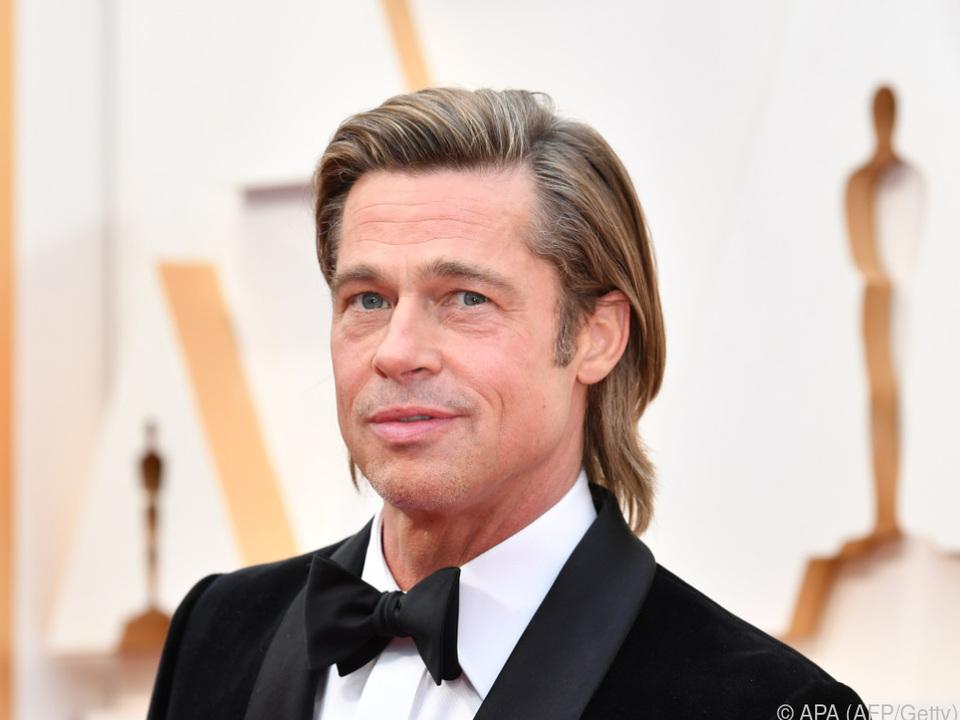 Auch Brad Pitt gehört zu den Unterstützern