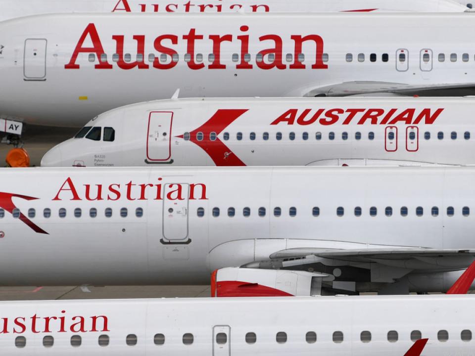 Austrian Airlines baut 1.100 Jobs ab