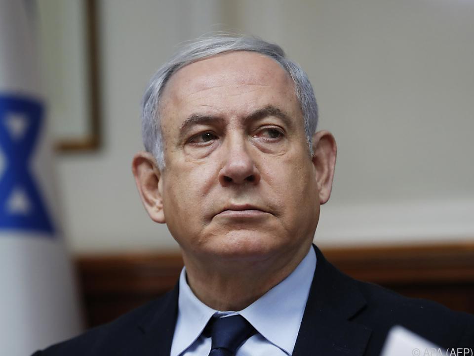 Benjamin Netanyahu wird eineinhalb Jahre lang Regierungschef