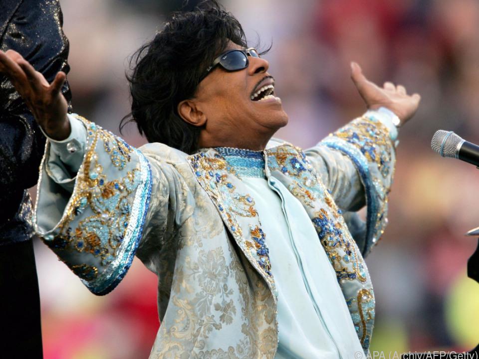 Bestattungsfeier für Little Richard im kleinen Familienkreis