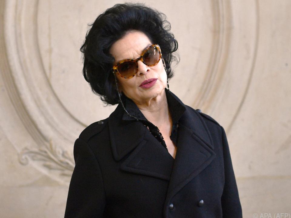 Bianca Jagger nutzt ihren Nachnamen für wohltätige Zwecke
