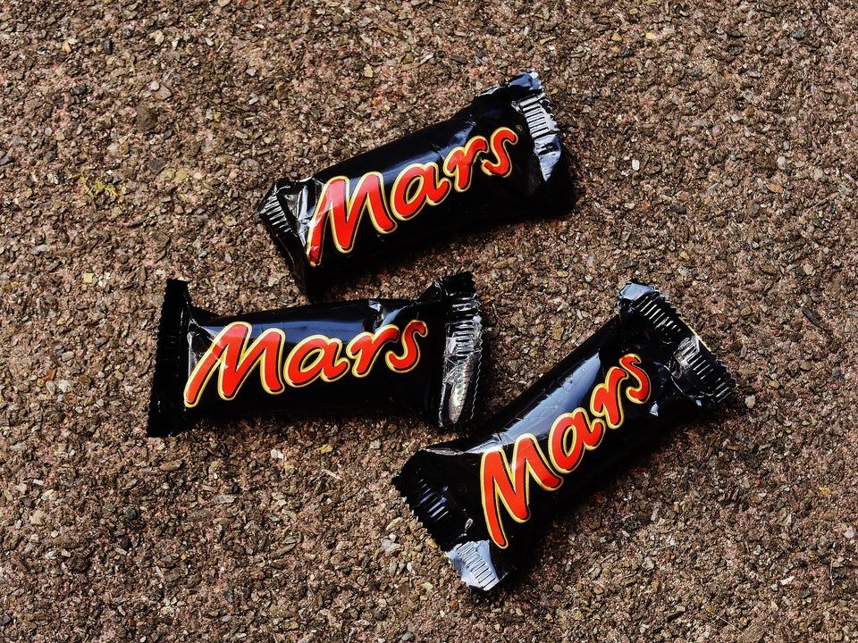 Mars Schokolade