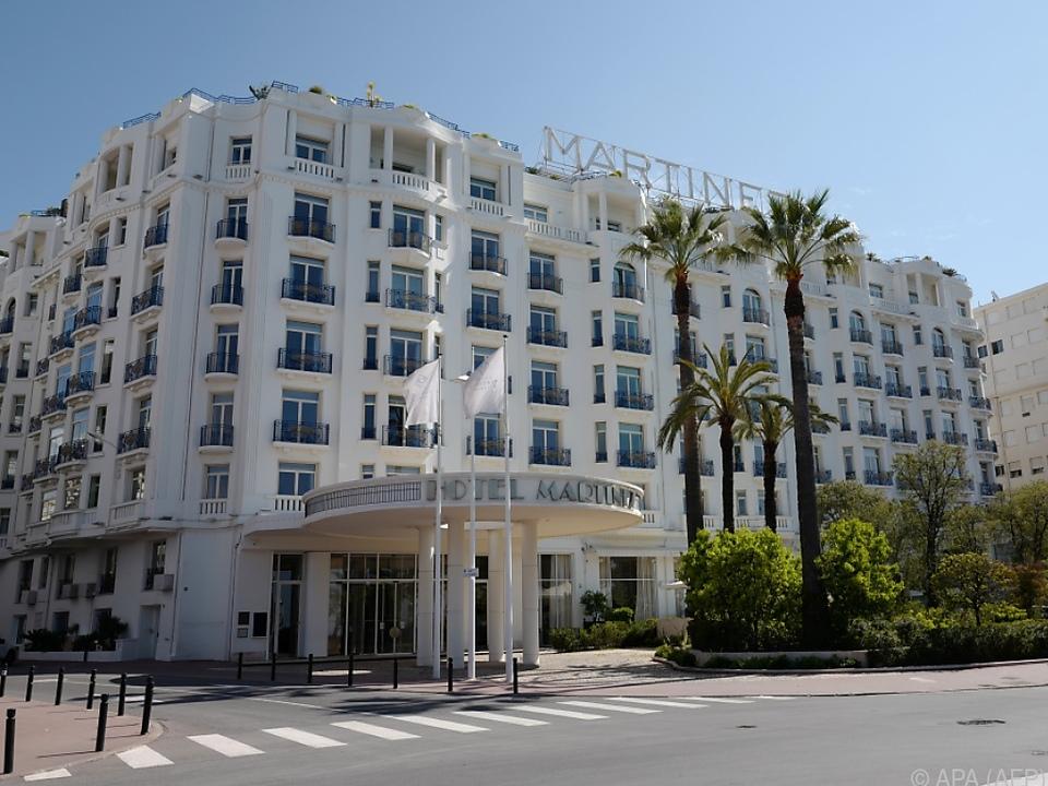 Cannes ist ausgestorben