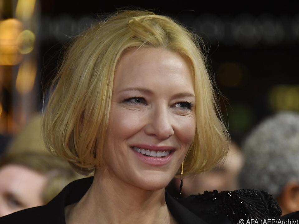 Cate Blanchett rief zu System-Änderung auf