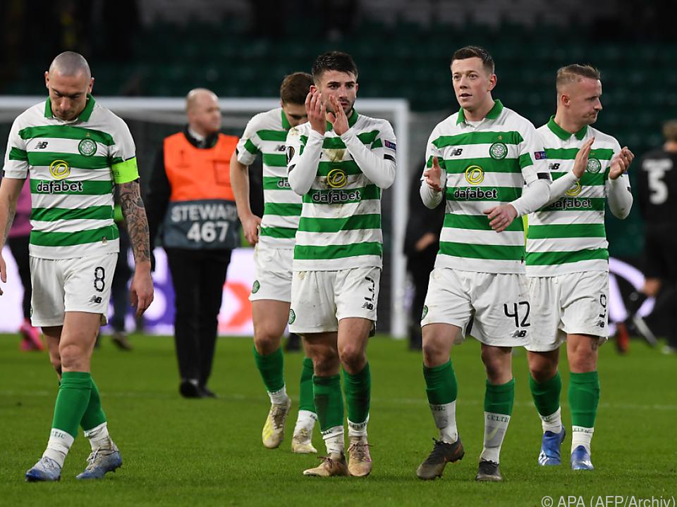 Celtic wäre gerne auf andere Weise zum Meister gekürt worden