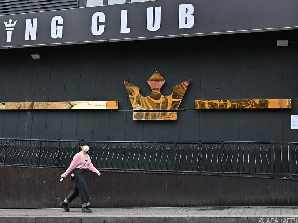 Corona-Infizierter besuchte Bars und Nachtclubs in Seoul