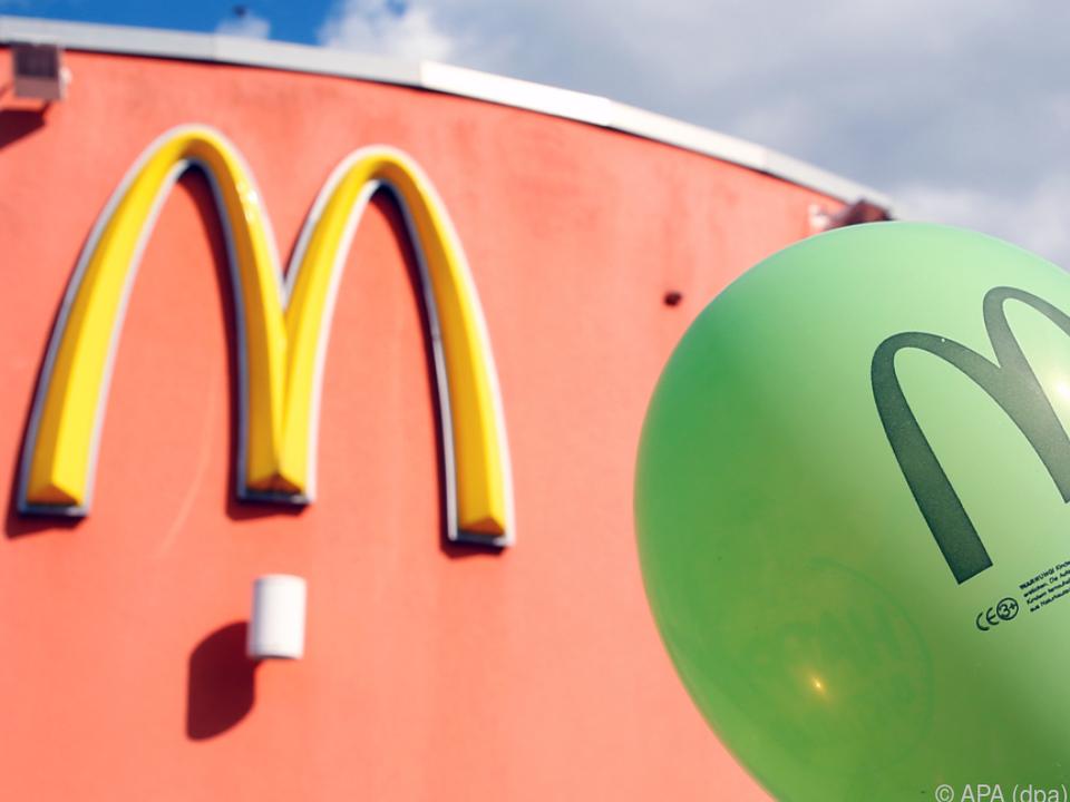 Corona-Krise lässt McDonald\'s-Gewinn einbrechen