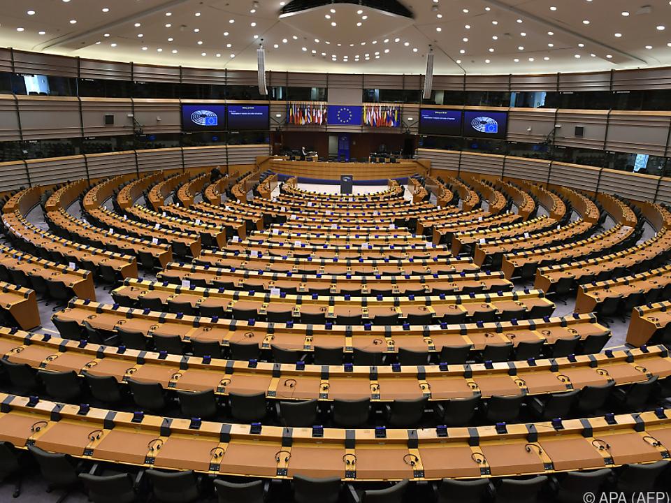 Coronahilfen sind wieder Thema im Europäischen Parlament