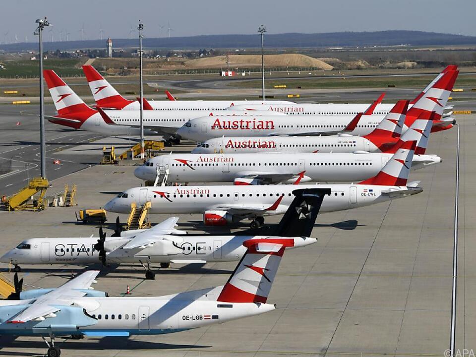 Coronapandemie belastet die Flugfahrt schwer