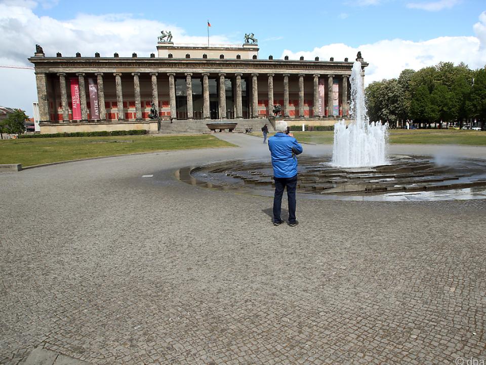 Das Alte Museum auf der Berliner Museumsinsel