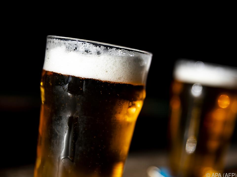 Das Bier wird knapp