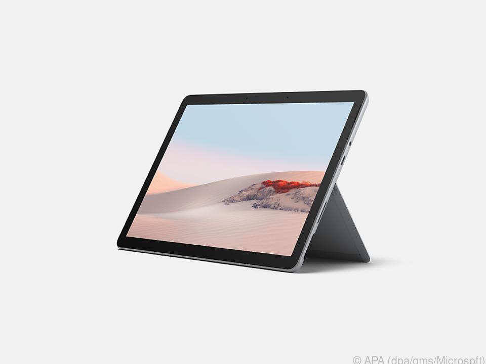 Das neue Surface Go 2 ist ab 459 Euro zu haben