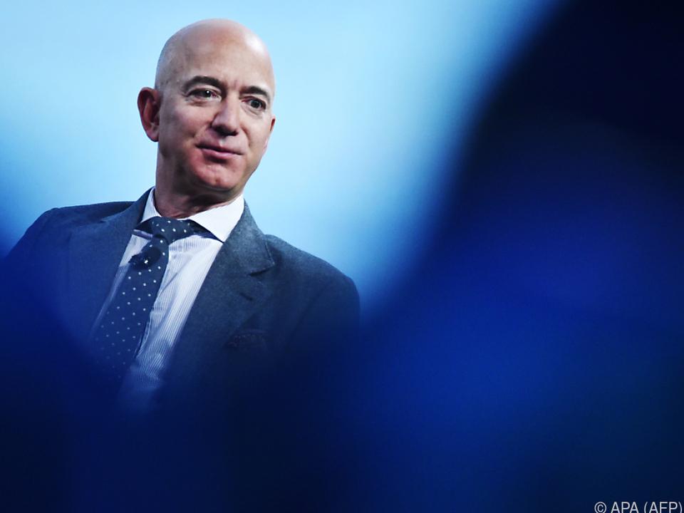 Das Vermögen von Bezos und Co. steigt weiter