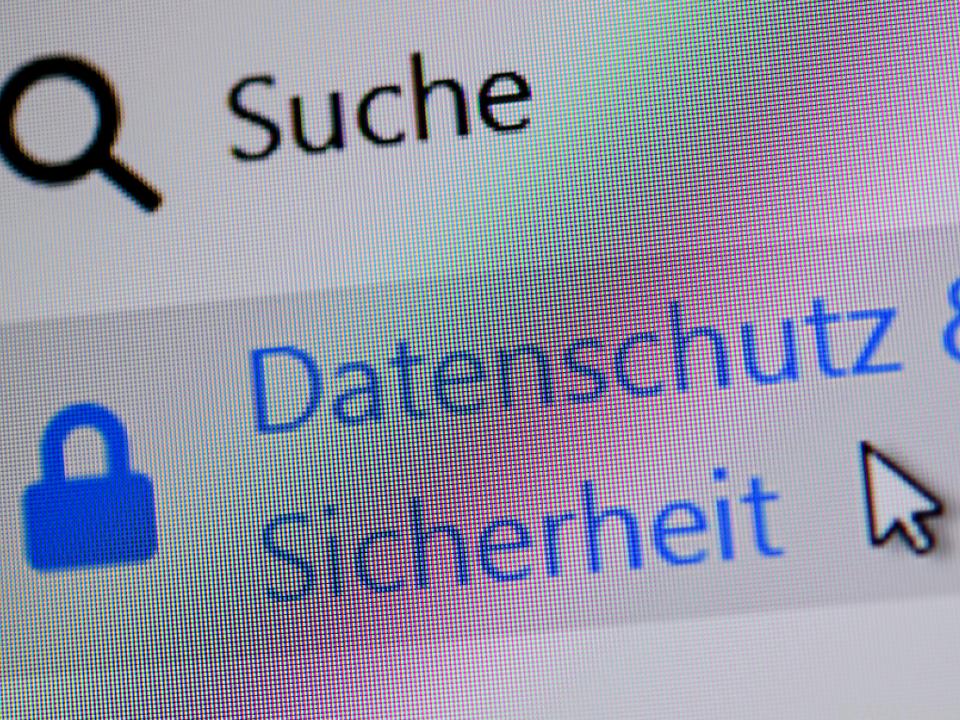Datenschutz bleibt ein wichtiges Thema