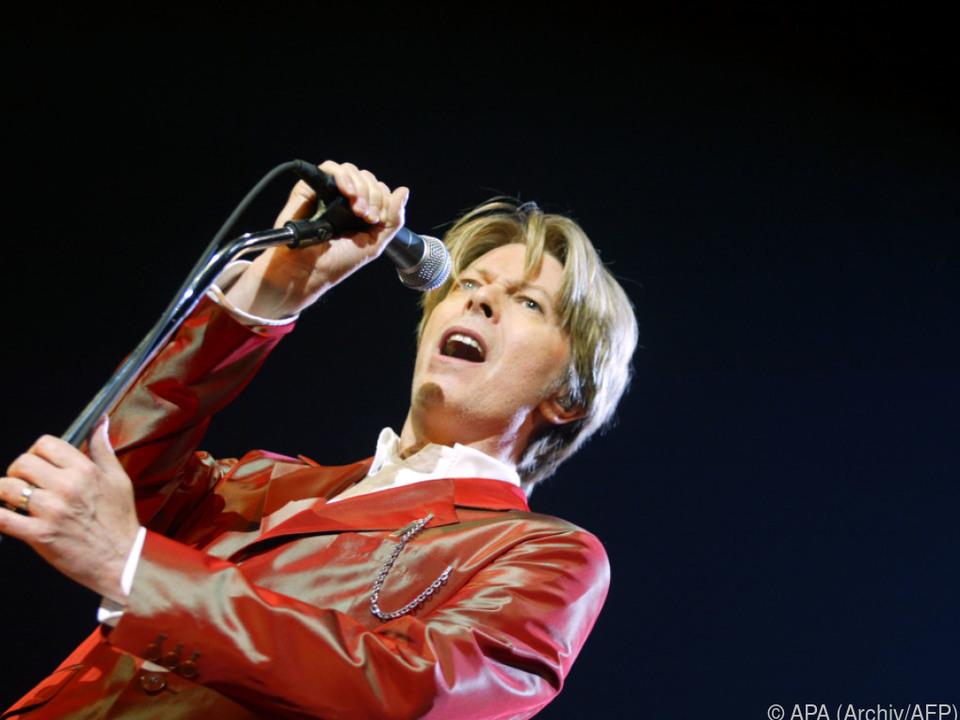 David Bowie spielte einst einen bösen Herrscher