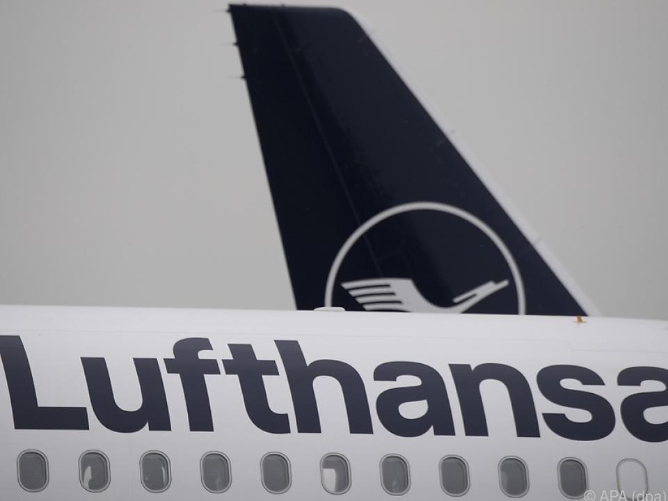 Der AUA-Mutter Lufthansa droht ohne Staatshilfe die Insolvenz
