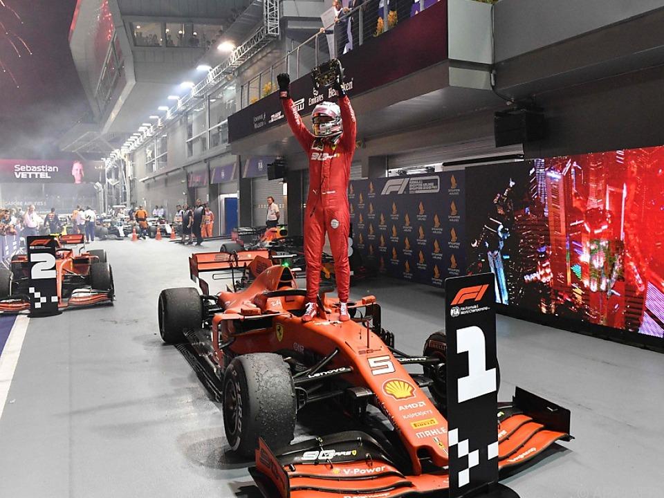 Der Deutsche verlässt Ferrari