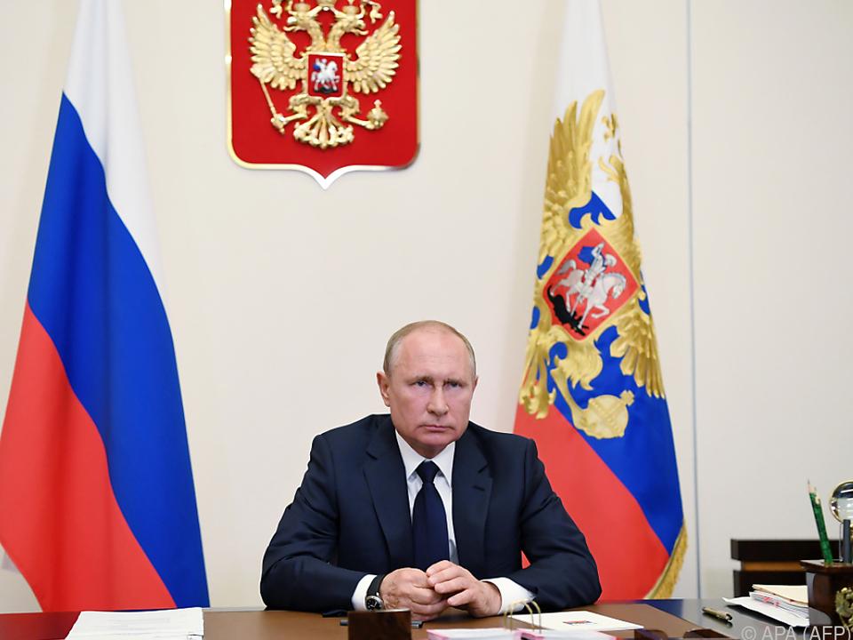 Der russische Präsident versprach Finanzhilfen