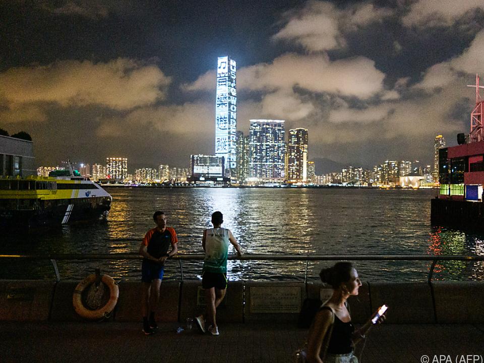 Der Sonderstatus für Hongkong dürfte fallen