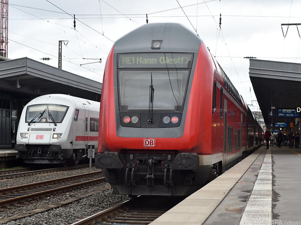 Die Deutsche Bahn ist von der Krise schwer getroffen